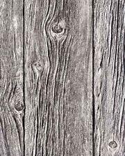 Farol Panel de madera graneado Realista Con Textura Wallpaper textura marrón J02417