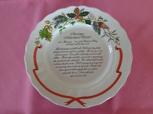 Christmas-Mincemeat-Platter-Plate-Royal-Winton-Pottery-Staffordshire