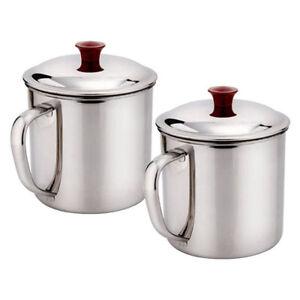 Fj-480ml-Acciaio-Inox-da-Esterno-Campeggio-Mug-Cocktail-Caffe-Te-Coppa-Maniglia