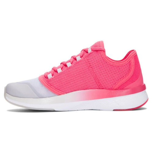 Under Armour UA Charged Push Pink Training Shoes TR SEG Ladies Trainers