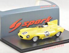 NEW 1/43 Spark S4388 Jaguar D-type, 24hrs LeMans 1955, #10