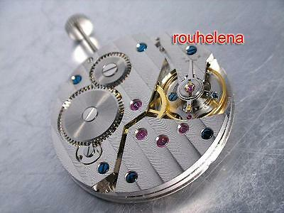 HR 6497 SEAGULL ST-36 MECHANICAL CLASSIC VINTAGE WATCH MOVEMENT II 216,000 bph