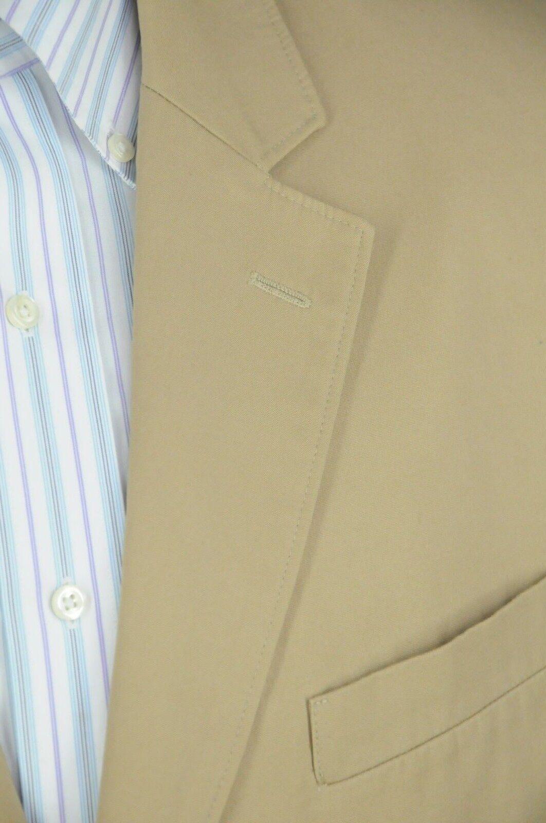 Tailorbyrd Coton Homme Kaki Coton Tailorbyrd Blazer Femmeteau Sport 44R 44 R L LARGE 85f466