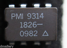 NOS PMI OP-37CZ qty 1 cerdip8  aka: hp# 1826-0982   Ship in USA tomorrow!