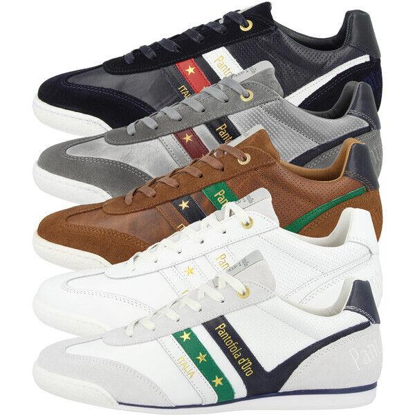 Pantofola d Gold Vasto herren Low Loreto Turnschuhe Herren Schuhe Halbschuhe 10201045