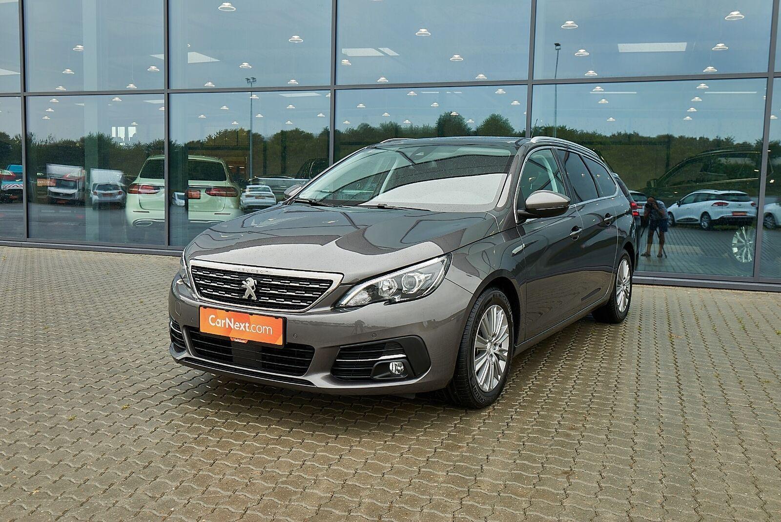 Peugeot 308 1,5 BlueHDi 130 Selection Sky SW 5d - 194.900 kr.