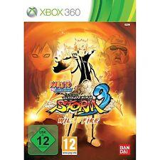 Naruto Shippuden Ultimate Ninja Storm 3 - Will Of Fire [Xbox 360, PAL Region]