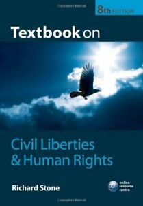 Details about Textbook on Civil Liberties and Human Rights By Richard Stone. 9780199574070