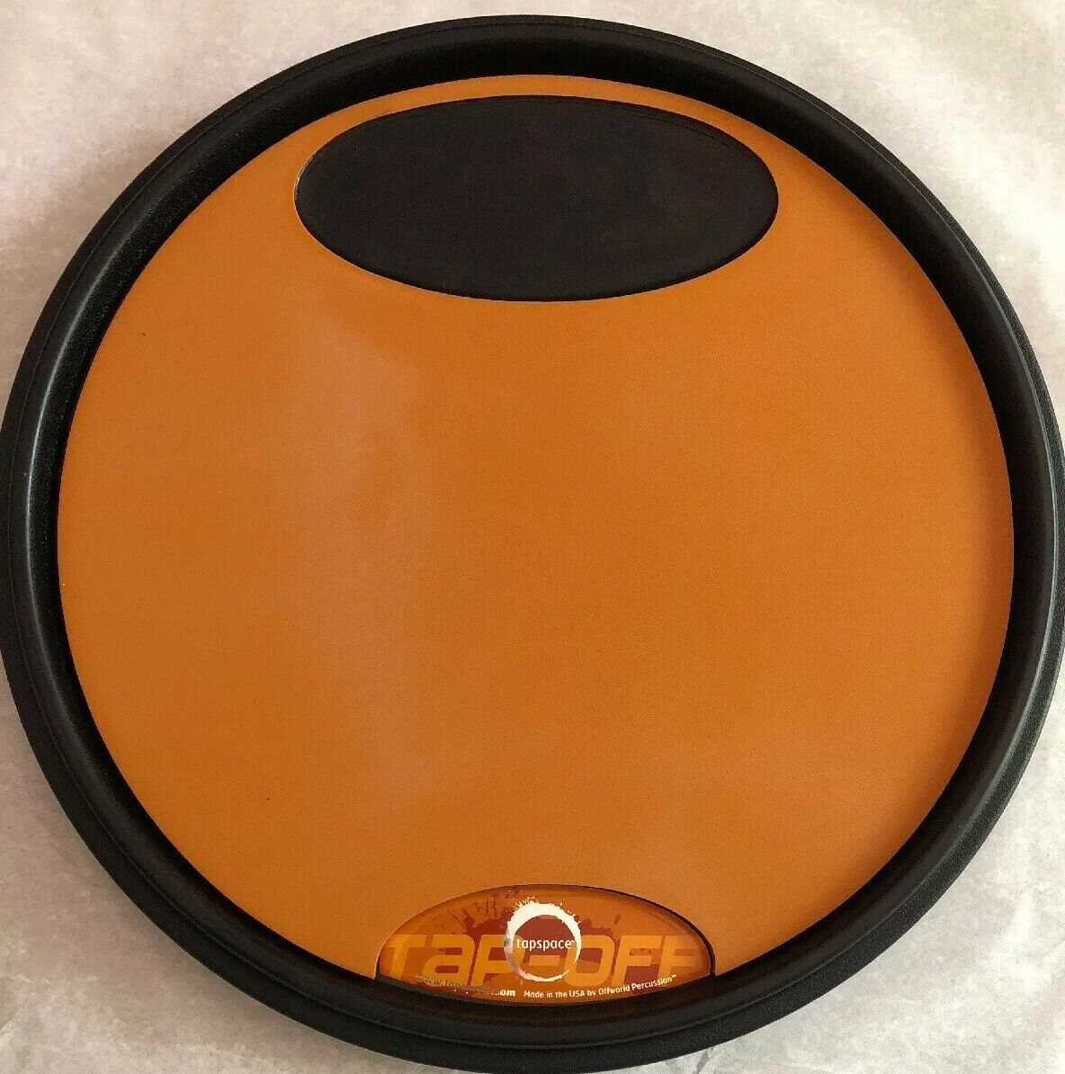 New Tap Space Tap Off Practice Pad Tap-Off Drum Practice Pad Free Shipping