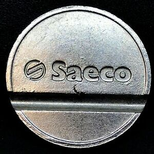 SAECO-CAR-WASH-SILVER-COLORED-TOKEN-COIN-23mm