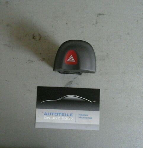 Renault Megane Scenic Schalter Warnblinker Warnblinkschalter 435536