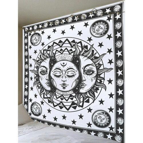 Bohemia Tapestry Decors Blanket Rug Mandala Bedspread Beach Towel Wall Hanging