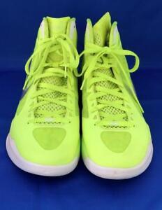 brand new e3fca f075c Image is loading Nike-Zoom-Hyperdunk-2011-Volt-Sz-12M