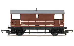 Hornby-R6802-SR-20t-Brake-Van-Freight-Wagon-OO-Gauge