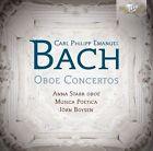 Carl Philipp Emanuel Bach: Oboe Concertos (CD, Apr-2012, Brilliant Classics)