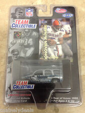 1999 Fleer White Rose Donovan Mcnabb Diecast/ Trading Card! Team Collectible!