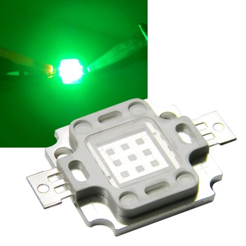 10 watt power LED puce 350ma différentes couleurs//Haute performance LED 10 w