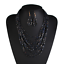 Fashion-Jewelry-Crystal-Choker-Chunky-Statement-Bib-Pendant-Women-Necklace-Chain thumbnail 105