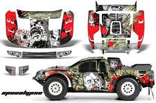 AMR Proline Ford Raptor w/Flo-Tek 4X4 Truck Slash RC Graphic Decal Kit 1/10 APOC