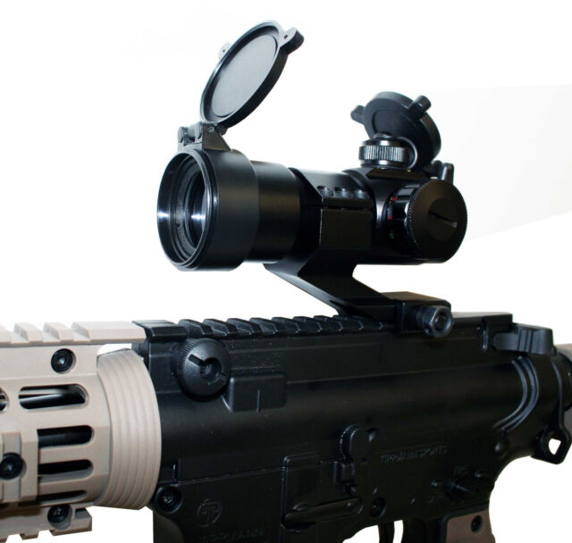 1x30 Red Blue Green Dot Sight With Weaver Mount for Milsig M17
