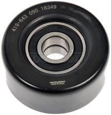 For Toyota Tacoma 4Runner Drive Belt Idler Pulley Dorman 419-627//44350-34010