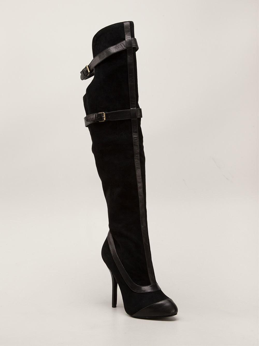 Vivienne Westwood Westwood Westwood Haven 2 Negro  8us  759 Sobre la Rodilla botas  comprar ahora