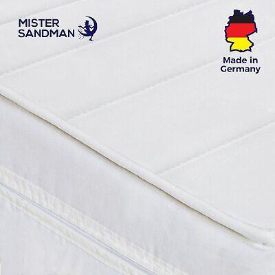 Mister Sandman 7 Zonen Matratze H2 /& H3 90x200 100x200 120x200 140x200 160x200cm