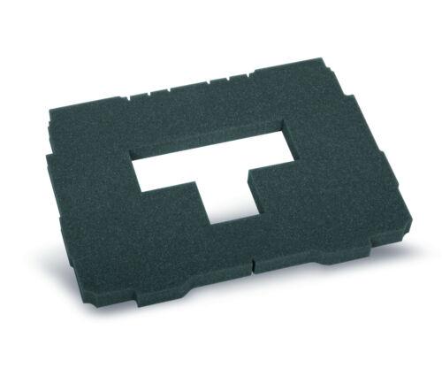 TANOS Systainer T Loc Würfel Bodenpolster weich 25 mm TL 1 2 3 4 5 Combi
