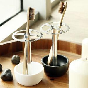 304-Stainless-Steel-Toothbrush-Holder-Storage-Organizer-Bathroom-Countertop-JL