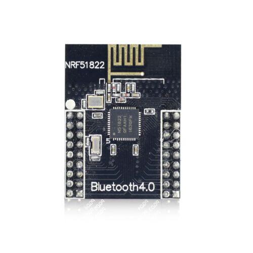 1PCS Low Power Consumption BLE4.0 Bluetooth 2.4 GHz Wireless Module NRF51822