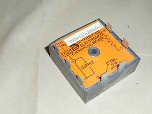 TDF 220 AKB 24H NEW Automatic Sequential Timer Diversified Electronics Part No