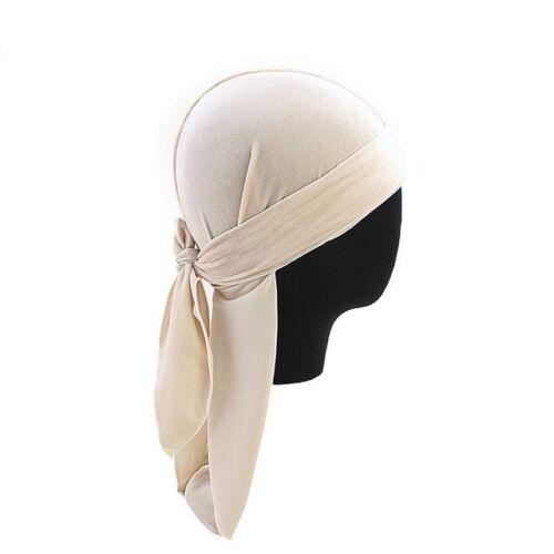 Velvet Durag Premium Men/'s Doo Rag Hats Silky Wave Cap Designer Style