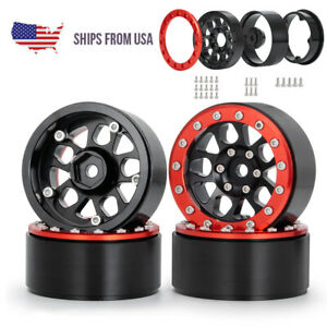 CNC-4Pcs-1-9-034-Beadlock-Metal-Wheel-Rim-For-1-10-RC-Crawler-AXIAL-SCX10-CC01-D90