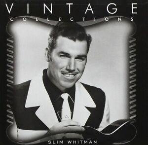 SLIM-WHITMAN-VINTAGE-COLLECTIONS-CD-INDIAN-LOVE-CALL-GREATEST-HITS-NEW