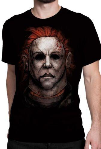 GDA Get Down Art Michael Myers Halloween Killer Horror Movie Men/'s Tee Shirt