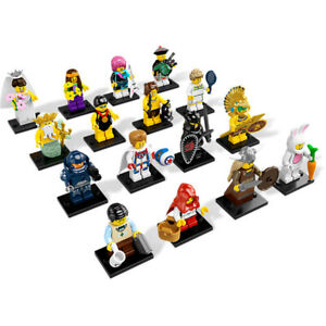 Pick Your Own! Authentic LEGO Collectible Minifigures Series 5