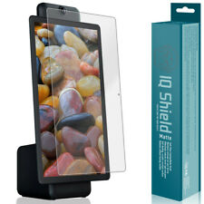 IQ Shield Matte Screen Protector Compatible with Samsung Galaxy Tab A 10.5 2018, SM-T590 Anti-Glare Anti-Bubble Film