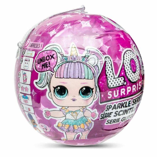 L.O.L. Surprise Sparkle - Giochi preziosi LOL LLU77000 -  3+ anni