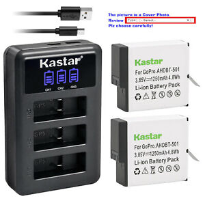 Kastar-Battery-Charger-gopro5-AABAT-001-GOPRO-HERO-510-OS827-GOPRO-5-AHDBT-601