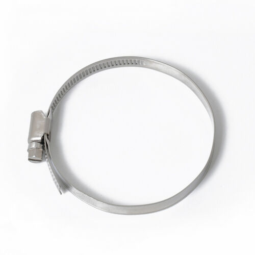 2.76-3.54inch 10pcs 70-90MM Stainless Steel T-Bolt Silicone Hose Clamps