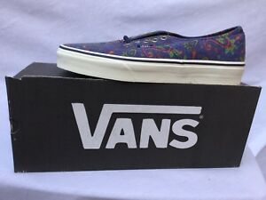 145aaa2164 Image is loading Brand-New-Vans-Floral-Authentic-Trainers-Pumps-Skating-