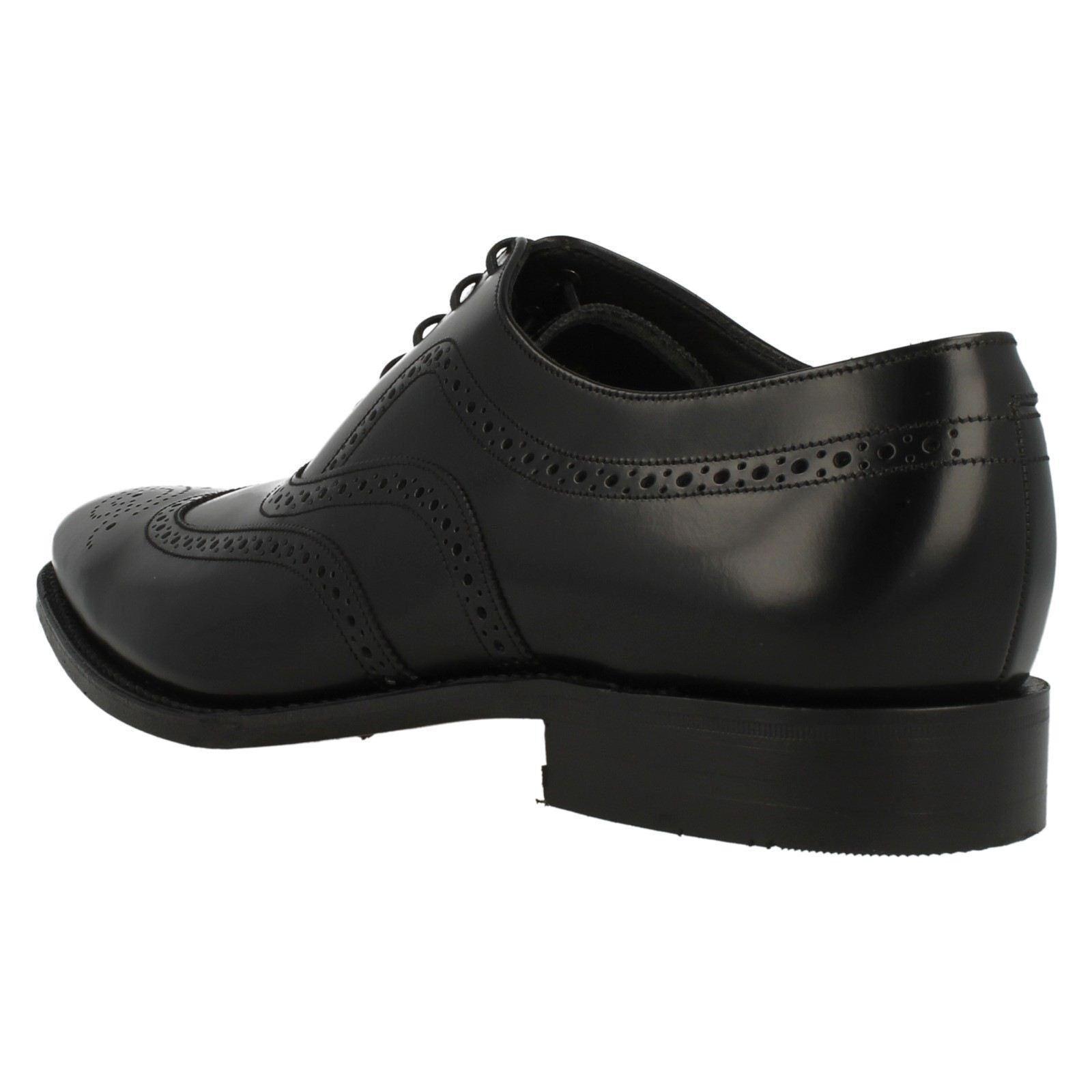 Loake Smart Jones Gents schwarz Formal Smart Loake Schuhes 101d19