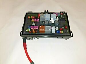 Details about Vauxhall Astra J Zafira C 39065972/13349204 FUSE BOX on