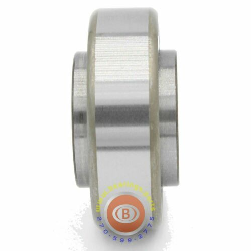 ZYZ BB203KRR2 Agricultural Ball Bearings Qty. with GOTHIC ARCH 10