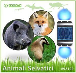 Repellente dissuasore animali selvatici volpe cinghiale cervo tasso istrice