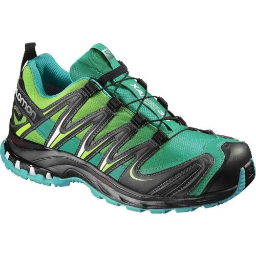 Salomon XA Pro 3D GTX Gore-Tex Femme Trail Running Shoes UK 8 EU 42