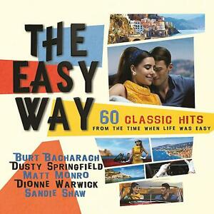 The-Easy-Way-Burt-Bacharach-Cilla-Black-CD-Sent-Sameday