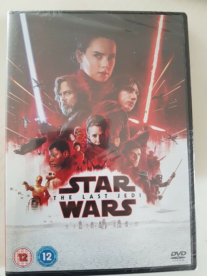 Disneyfilm Coco + Star Wars (The Last Jedi) + Thor, DVD,