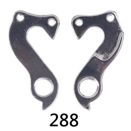 1* Bike Aluminium Alloy Rear Hanger Hook Bicycle Mech Derailleur Component Parts