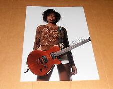 Lisa Doby *Jazz*, original signiertes Foto in 20x27 cm, RAR